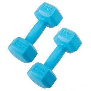 set-2-gantere-fitness-din-cauciuc-2x1-kg-culoare-albastru-